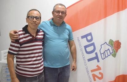 Professor Fábio Jr. afirma que vai concorrer a deputado estadual pelo PDT