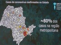 Governo de São Paulo vai monitorar isolamento social pelo celular