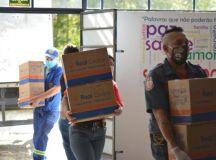 Fundo Social de Ribeirão Pires dá sequência à campanha de arrecadação de donativos