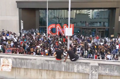 Protestos contra violência policial em Minneapolis se espalham pelos EUA