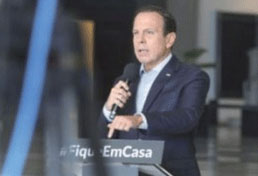 Governo de São Paulo libera treinos de times paulistas, diz presidente do TJD-SP