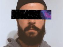 Artista visual Thiago Toes cria filtro do Instagram que permite 'entrar' em obra