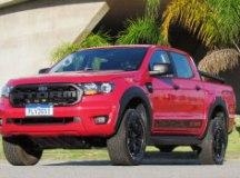 Versão Storm valoriza os aspectos off-road da Ford Ranger