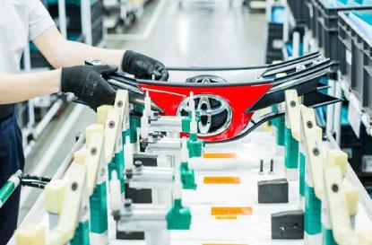 Toyota vai retomar na segunda produção na fábrica de São Bernardo