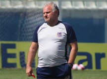 Toninho Cecílio é o novo técnico do Água Santa