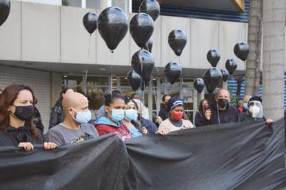 Sindema pede afastamento de diretor do Quarteirão da Saúde durante sindicância sobre morte de enfermeira