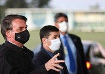 Doria: 'Bolsonaro foi Bolsonaro ao vetar uso obrigatório de máscara'