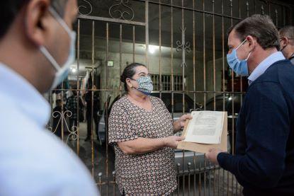 Prefeitura de São Bernardo entrega 1.306 escrituras no Jardim Ipanema e Jardim Central