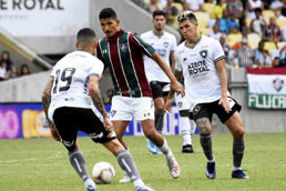 Ferj obtém liminar que obriga Globo a transmitir Fluminense x Botafogo