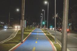 São Bernardo instala 945 lâmpadas LED no Pq. Selecta e Jd. Silvina com o Programa Mais Luz