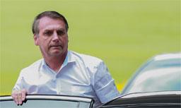 Aprovação a Bolsonaro cresce pela 4ª vez seguida, mostra pesquisa