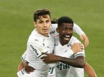 Com gol no fim, Palmeiras bate Athletico-PR, encerra jejum e consegue 1ª vitória