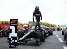 Hamilton vence GP da Espanha e fica a três vitórias de Schumacher