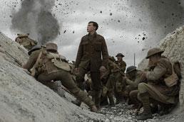 '1917' traz uma missão impossível em meio à guerra