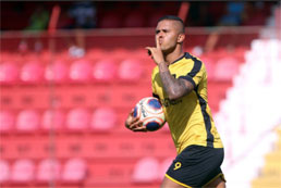 Marlyson pede concentração ao São Bernardo em jogo decisivo contra o Juventus