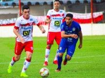 São Caetano fica no empate sem gols com o São Luiz em Ijuí