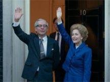 'The Crown': novas imagens mostram princesa Diana e Margaret Thatcher