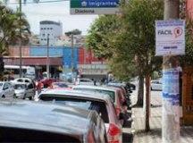 Diadema retoma cobrança do estacionamento rotativo a partir de hoje. Foto: Thiago Benedetti/PMD