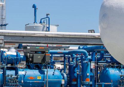 Empresa do Polo Petroquímico inaugura planta para reutilização de CO2