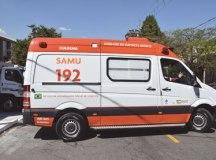 Com 12 ambulâncias, frota do Samu foi toda renovada. Foto: Marcos Luiz/PMD