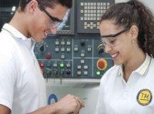 Termomecanica inscreve para ensino médio e técnico gratuitos