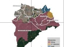 Projeto regional do Consórcio ABC para áreas de mananciais é habilitado pelo Comitê do Alto Tietê. Foto: Divulgação/Consórcio ABC