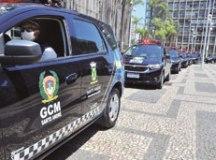 Novos veículos vão reforçar o patrulhamento. Foto: Angelo Baima/PSA