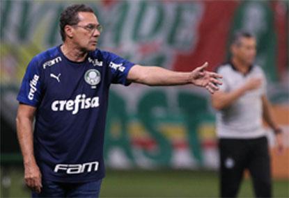 Luxemburgo é demitido do Palmeiras após três derrotas seguidas e encerra 5ª passagem