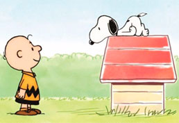 Nos 70 anos de Snoopy, vídeo mostra dia em que Charlie Brown conheceu cãozinho