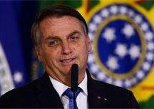 Em meio a crise no STF, Bolsonaro se encontra com Fux. Foto: Marcelo Camargo/Agência Brasil
