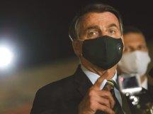 Oposição ameaça entrar com pedido de impeachment se Bolsonaro barrar vacina. Foto: Arquivo/PR