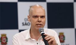 pesquisa Ibope/Estadão/TV Globo mostra Bruno Covas (PSDB) numericamente em segundo lugar, com 21% das intenções de voto. Foto: Arquivo/Rovena Rosa/Agência Brasil