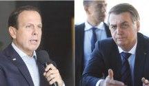 João Doria se tornou o principal adversário de Jair Bolsonaro nas eleições de 2022. Foto: Arquivo