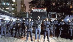 GCM fiscaliza todas as regiões para evitar início das festas. Foto: Divulgação