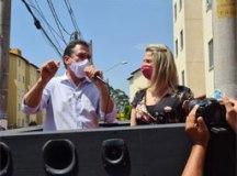 Justiça eleitoral mantém Ana Paula Lupino como vice de Luiz Marinho. Foto: Divulgação/PT