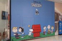 Shopping Metrópole comemora mês das crianças com Snoopy e sua turma. Foto: Divulgação