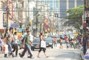 Discussão da mobilidade urbana passa pelo debate do envelhecimento da população. Foto: Arquivo/DR