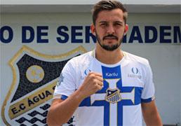 Água Santa contrata meia com passagem pelo EC São Bernardo
