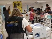 Na semana da Black Friday, Procon-SP autua quatro comércios de Diadema
