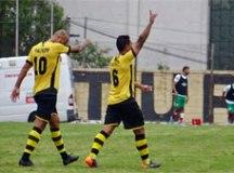 São Bernardo vence a Santista de virada e lidera o Grupo 4 da Copa Paulista