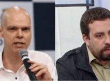 Covas e Boulos prometem digitalização e reforço