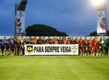 No 1º jogo após morte de Marcelo Veiga, Portuguesa elimina o São Bernardo