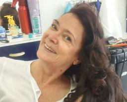 Vera será merecidamente homenageada, no próximo dia 16, com o título de Cidadã Diademense. Foto: Arquivo pessoal