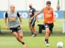 Corinthians faz treinos fortes sob intenso calor para 'não perder ritmo de jogo'