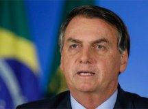 Em entrevista à TV, Bolsonaro diz que Doria é 'moleque',Foto: Isac Nóbrega/PR