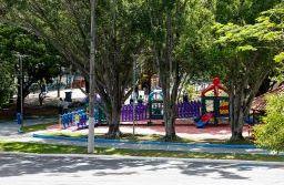 Revitalizado, Espaço Verde Chico Mendes é reaberto ao público. Foto: Reprodução Facebook