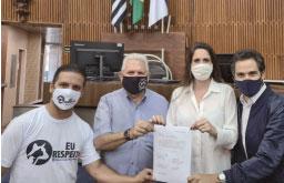 Martins, Figueiredo, Ana e Cartola integram a Frente. Foto:Reprodução/Facebook