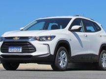 Versão 1.0 turbo LT é a mais acessível com câmbio automático do SUV Tracker