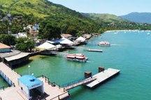 Cidades praianas ignoram fase vermelha e abrem comércio no litoral norte paulista. Foto: Divulgação/Prefeitura de Ilhabela