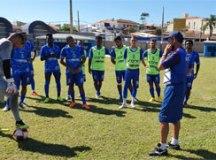 Técnico do Santo André faz avaliação positiva de pré-temporada em Jacutinga